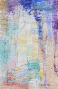 Ohne Titel 120x80 cm, Öl, Leinwand - zu kaufen - Malerein Olga Liashenko
