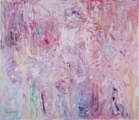 Die Pfingstrosen 60x70 cm, Öl, Leinwand - zu kaufen - Malerein Olga Liashenko